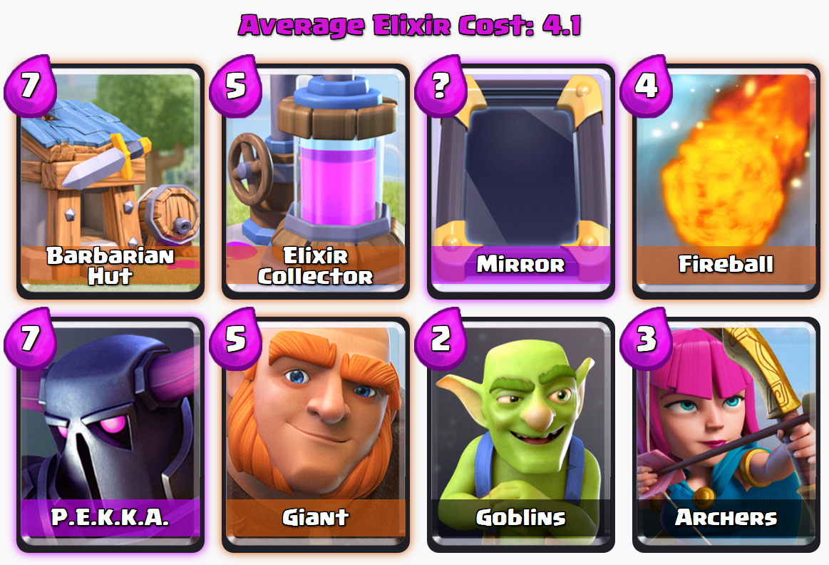 clash royale deck hack tool